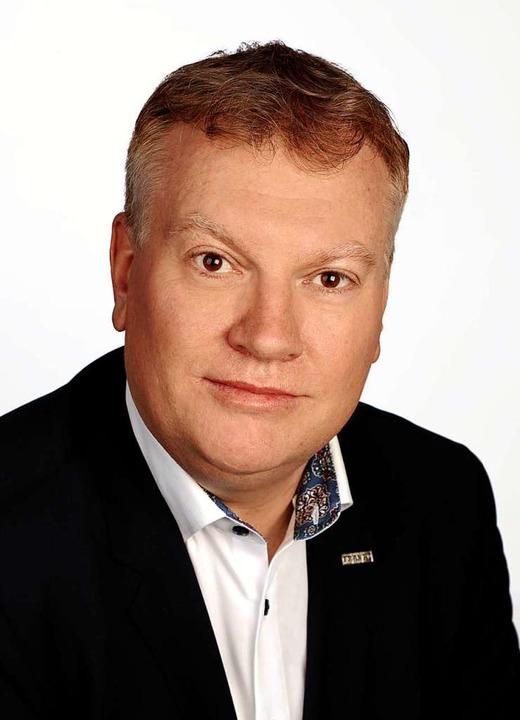 Rainer Schreiber  | Foto: Franke GmbH
