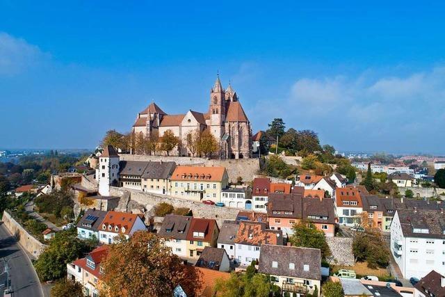 Großes Stadtfest Mitte September in Breisach