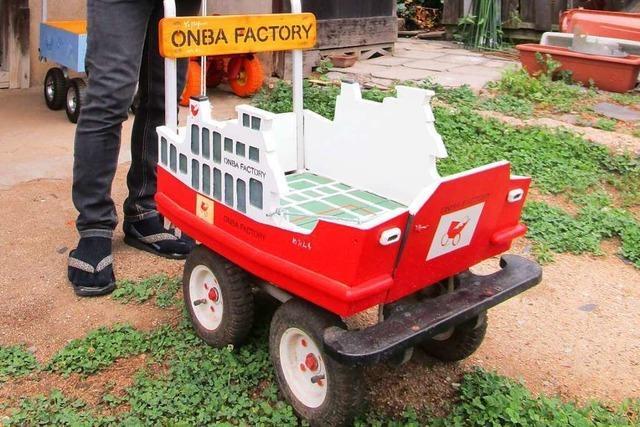 Onba – mehr als nur ein Transportmittel auf der Insel Ogijima