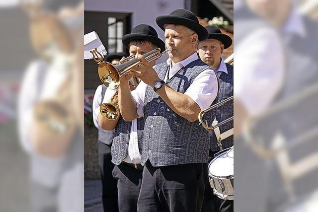 Bergdorf feiert Schutzpatron