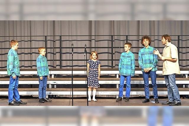 Singen verbindet die Menschen
