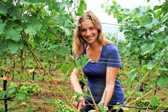 Die neue Markgräfler Weinprinzessin ist in Kirchzarten aufgewachsen