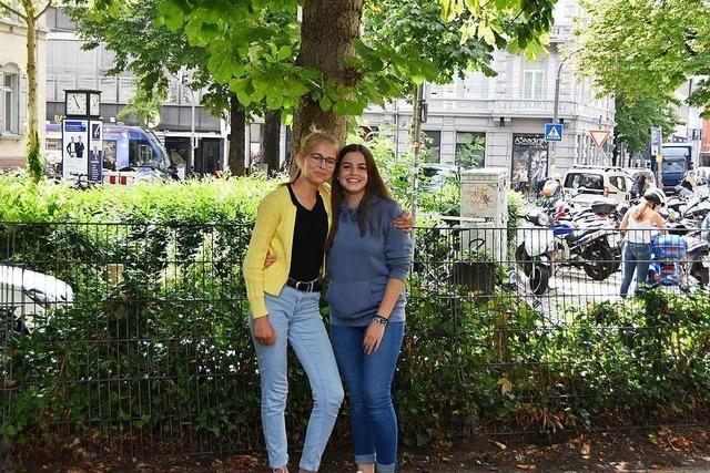 Zwei Schülerinnen aus Heuweiler und Gundelfingen gehen ein Jahr in die USA