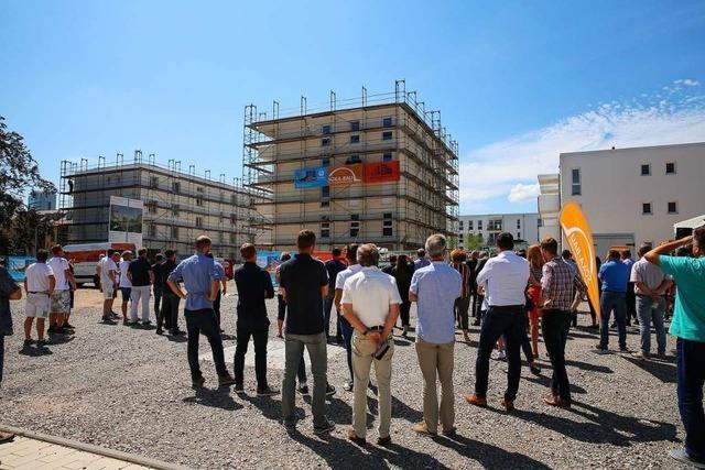 Im Mühlbachareal entstehen 267 neue Mietwohnungen