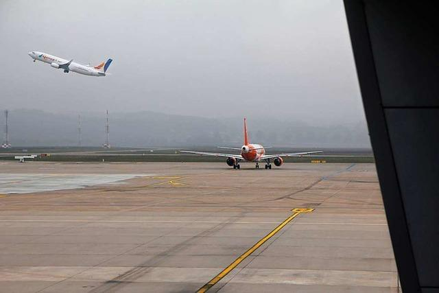 Neues Startverfahren am Euroairport bringt Allschwil mehr Lärm