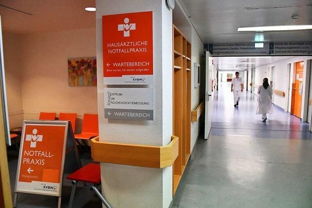 Immer mehr Patienten suchen Hilfe in den Notfallpraxen