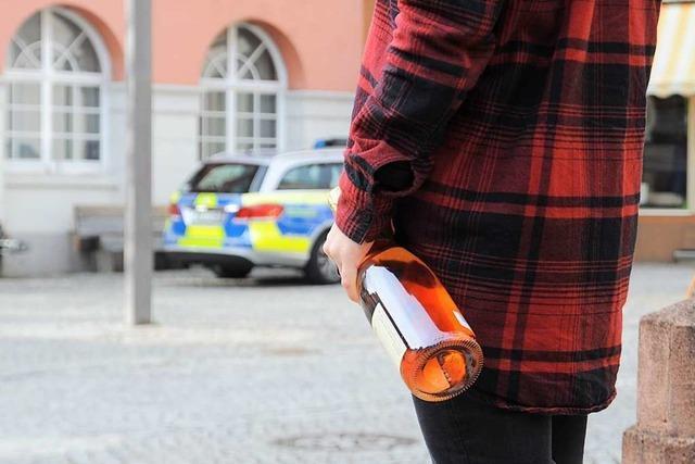 In Schopfheim bekommen Jugendliche bei Testkäufen fast keinen Alkohol mehr