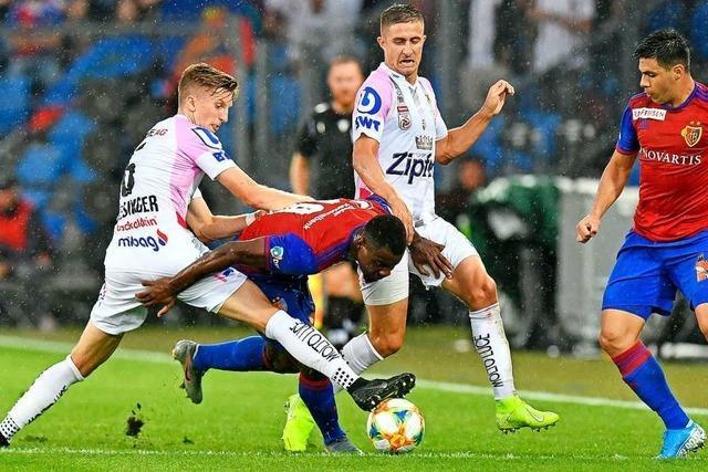 Champions-League-Qualifikation: FC Basel vergeigt Hinspiel gegen Linz