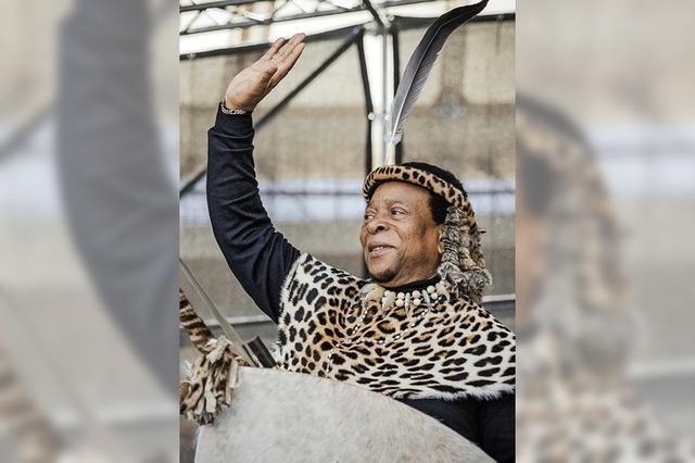 Auch der Zulu-König will Hanf anbauen