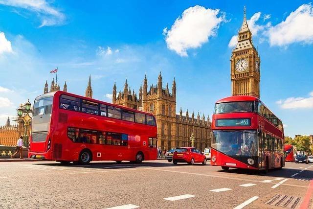 Immer mehr Menschen zieht es aus London weg
