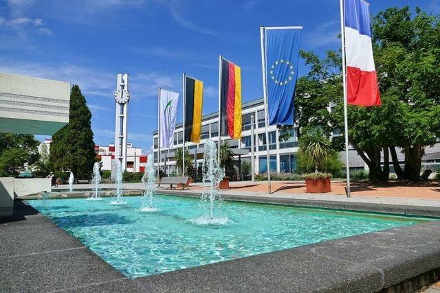 Ist planschen in den Brunnen in Weil am Rhein erlaubt?