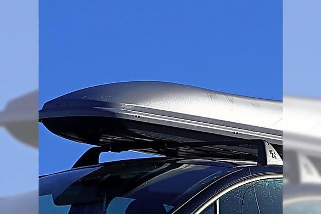 Systeme für das Autodach