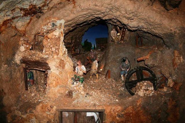 Zweisprachige Bergbau-Ausstellung im Elztalmuseum