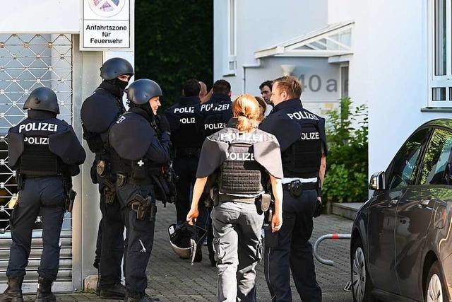 Polizei nimmt Verdächtigen nach Raubüberfall in Lörrach fest