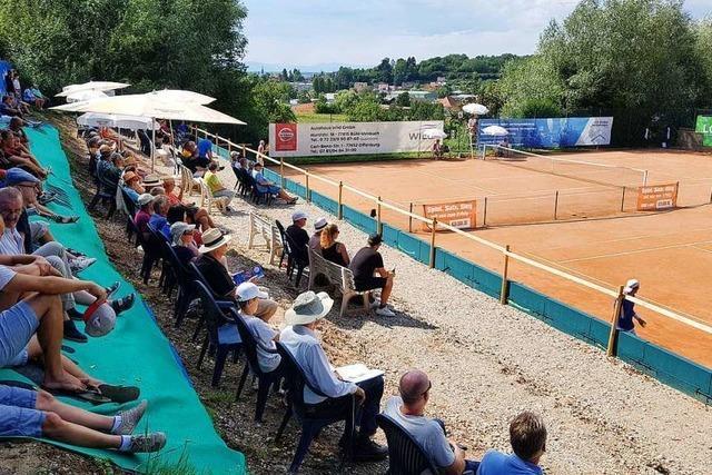 Die Tennisabteilung des TV Friesenheim schließt sich dem TC Oberweier an