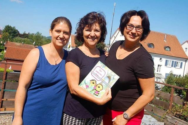 Kinderbücher aus Rheinfelden werden in Russland vorgestellt
