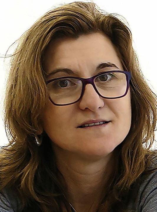 "Kristina Yosifova-Gschaider (Bulgarien...hlings"" am Symposium teilnehmen.  | Foto: Kristina Yosifova-Gschaider"