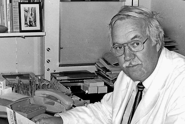 Breisacher Arztpraxis blickt auf eine 100-jährige Geschichte zurück