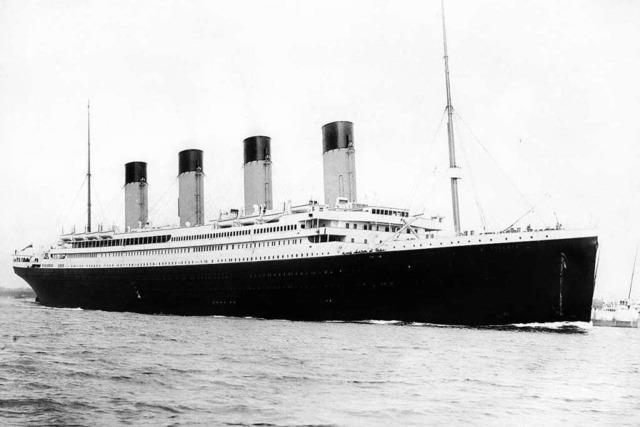 Die Titanic-Werft geht unter