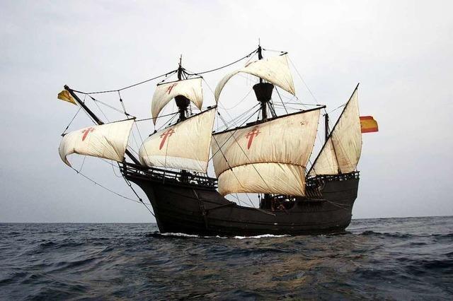 Vor 500 Jahren stach Ferdinand Magellan zur Weltumsegelung in See