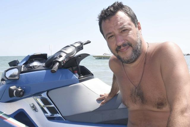 Salvinis beherzter Griff nach der Macht