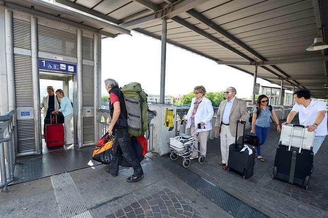 Warum die Aufzüge am Freiburger Hauptbahnhof so oft stecken blieben