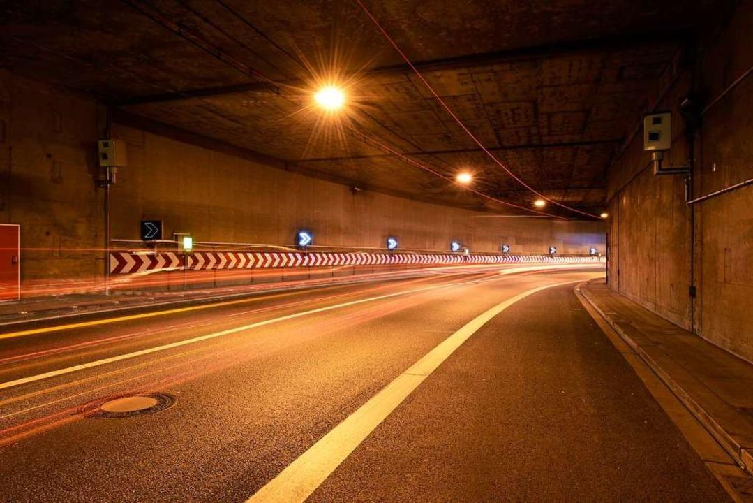 Schützenallee- sowie Kappler Tunnel mu...ten voll gesperrt werden. (Archivbild)  | Foto: Thomas Kunz