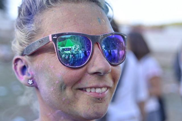 Holi-Festival der Farben 2019 in Neustadt