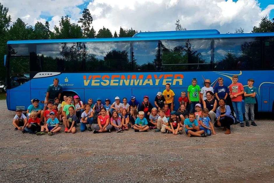 Kurzweilig und erlebnisreich gestaltet sich das Kinderferienprogramm in Bonndorf. (Foto: Anja Strittmatter)