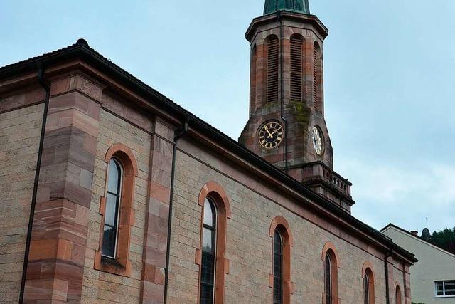 Diebe suchen in Zell die evangelische Kirche heim