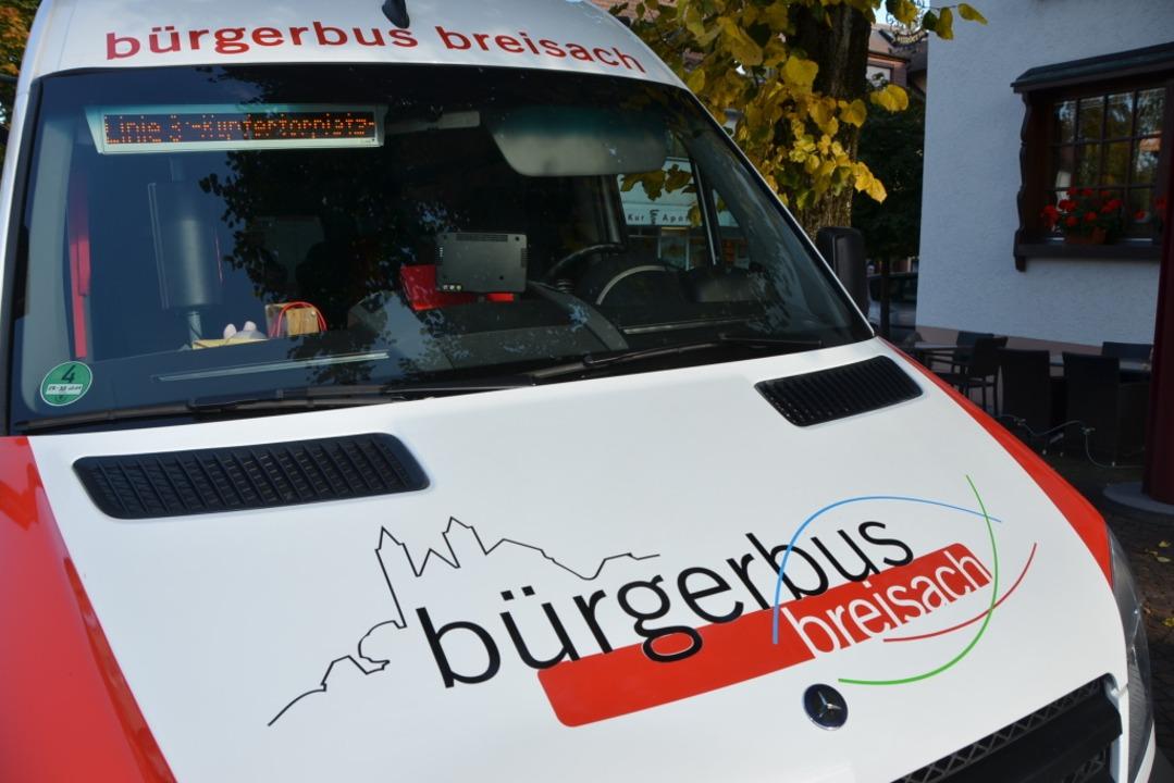 Das Gremium hatte sich für einen Bürgerbus eingesetzt (Archivbild).  | Foto: Markus Donner