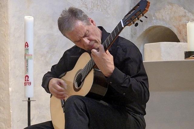 Meister der gitarristischen Technik