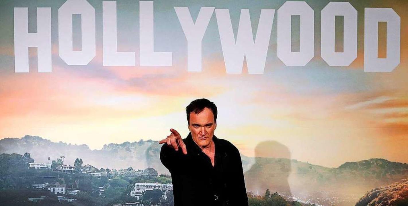 Quentin Tarantino  | Foto: Riccardo Antimiani (dpa)