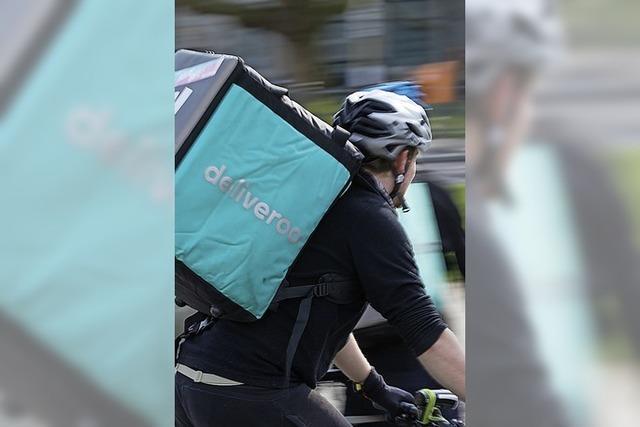 Deliveroo liefert in Deutschland bald nicht mehr