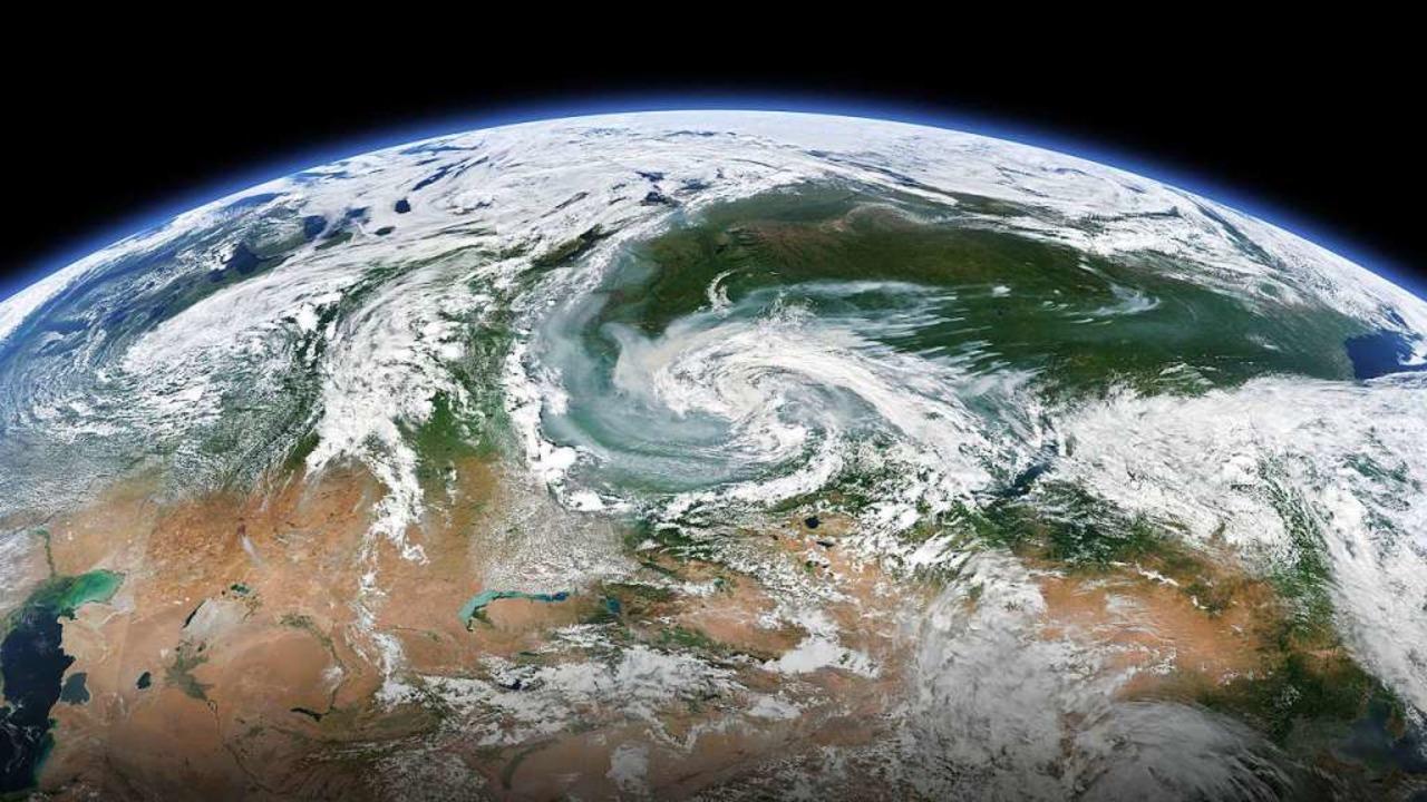 Ob das Leben auf der Erde auch in eini...l in den kommenden Jahren entschieden.    Foto: NASA (dpa)