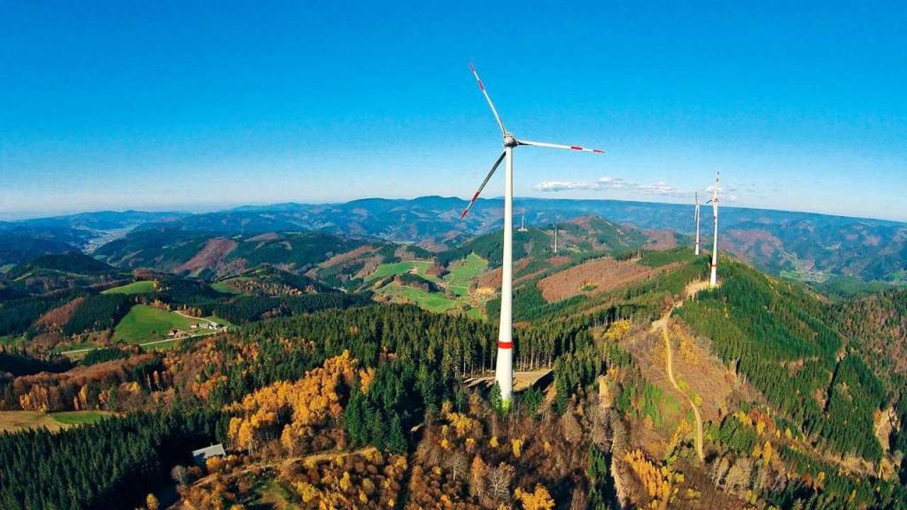 Bald Windräder nicht nur auf den Schwa...öhen, sondern auch  in der Rheinebene?  | Foto: E-Werk Mittelbaden