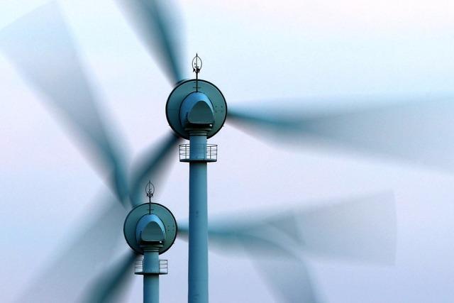Die Rheinebene könnte für Windkraft interessant werden
