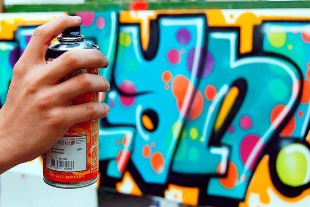 LKA-Chef fordert: Bahnen mit Graffiti sollten nicht mehr fahren