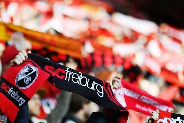 Warum SC-Fans nicht auf das Kamerapodest im Schwarzwaldstadion klettern sollten