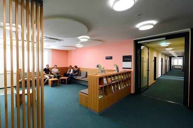 Das Studierendenwerk Freiburg hat das ehemalige Bürgeramt bezogen