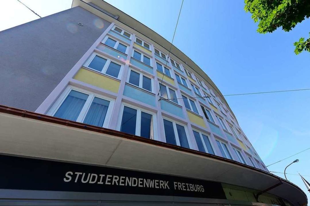Das SWFR hatte das Gebäude von der Stadt gekauft.  | Foto: Ingo Schneider