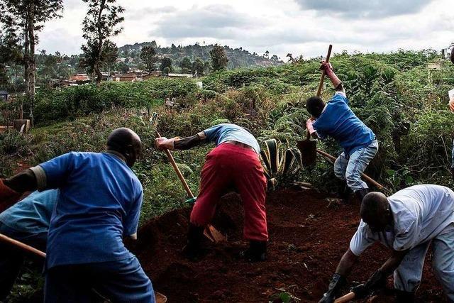 Außer Kontrolle: In Ost-Kongo wütet die Ebola
