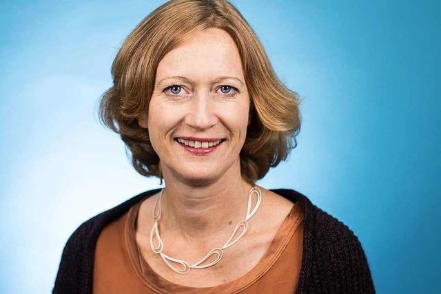 Grünen-Politikerin Andreae zur Hauptgeschäftsführerin des BDEW berufen