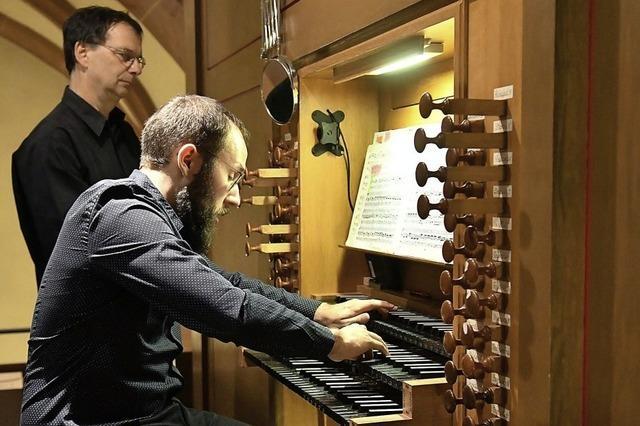 Über allem steht Bach