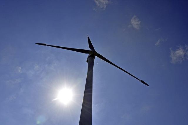 Die Windkraft an die Leute bringen