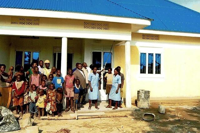 Bericht über Hilfe in Uganda