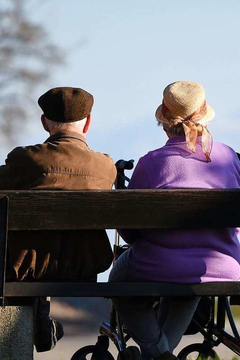 Paare werden durch die Landesheimbauverordnung nicht getrennt.  | Foto: Felix Kästle