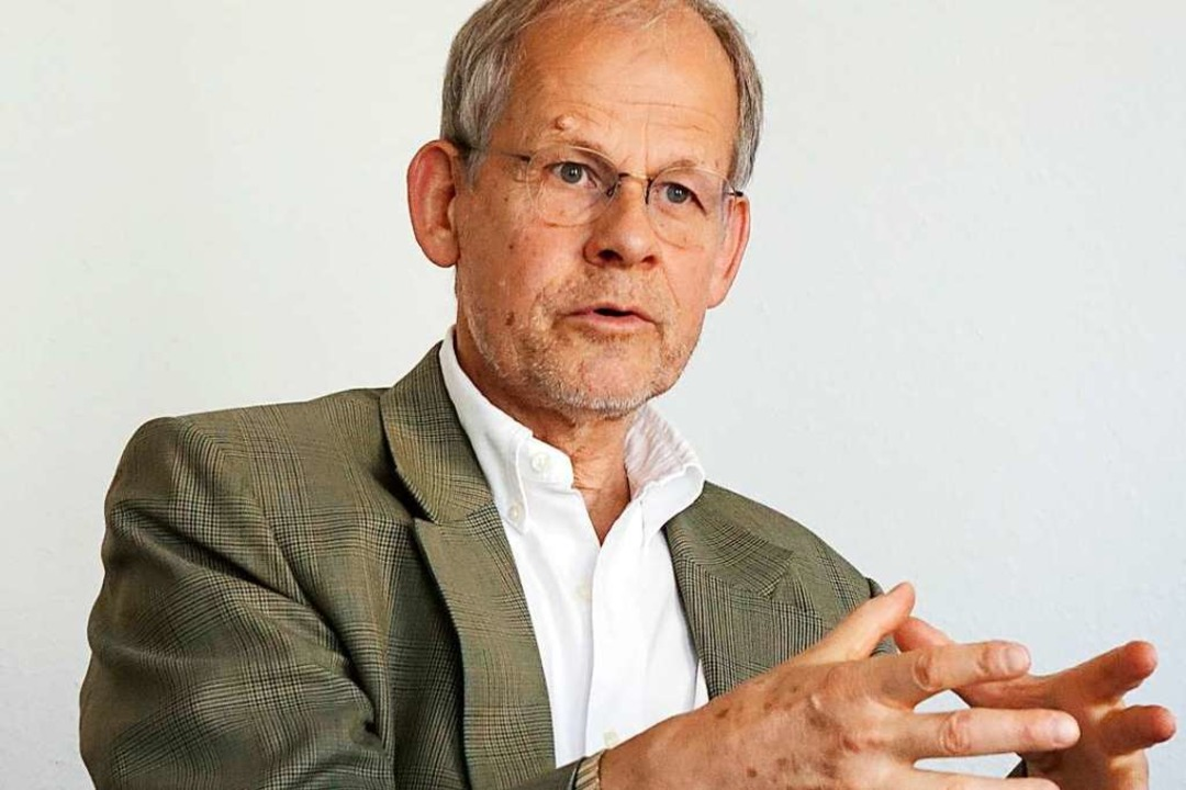 Oliver Landmann  | Foto: Wolfgang Grabherr