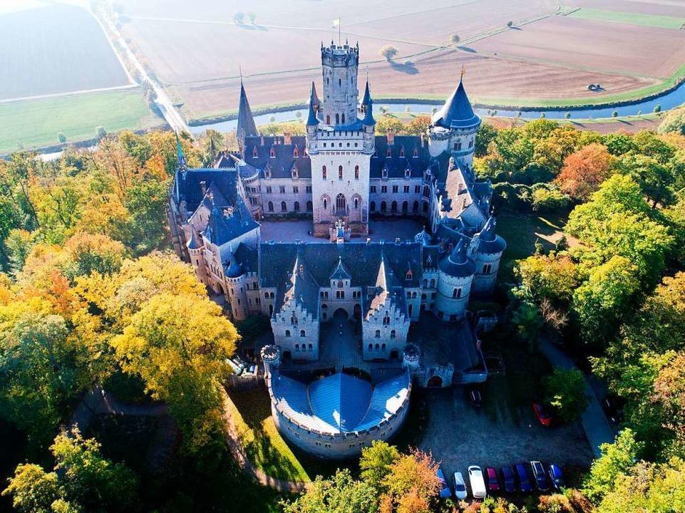 Schloss Marienburg  | Foto: Julian Stratenschulte