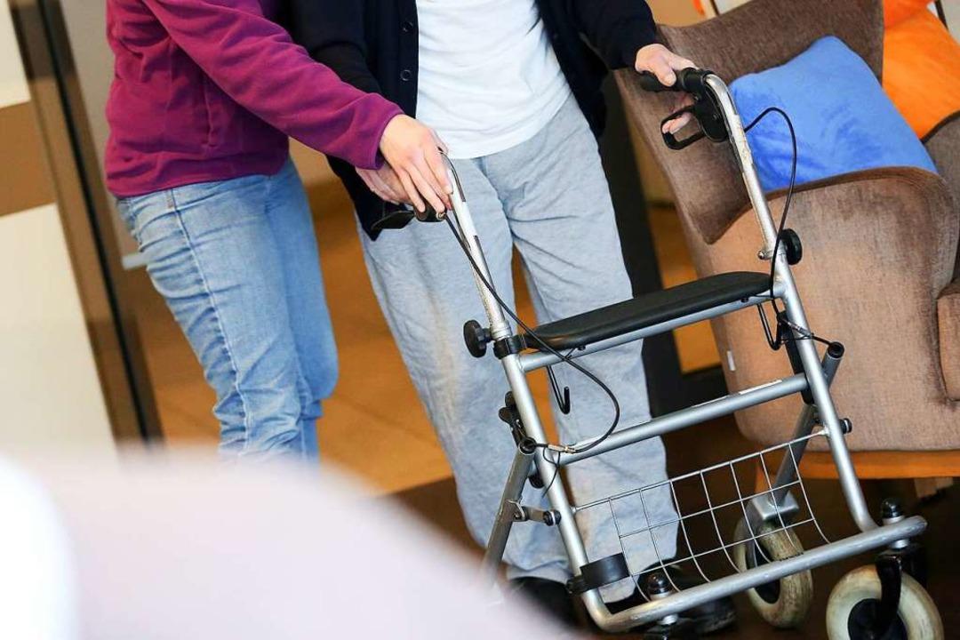 Der Markt der Pflegekräfte sei leergef...destagsabgeordneter Stephan Pilsinger.  | Foto: Bodo Marks